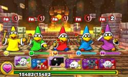 world 8bowsers castle puzzle amp dragons super mario