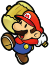 PMTTYD Alternate Mario Swinging Hammer Artwork.png