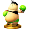 LittleMac(CaptainRainbow)TrophyWiiU.png