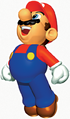 Mario Double Jump Artwork - Super Mario 64.png