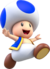 Toad Artwork - Super Mario 3D World.png