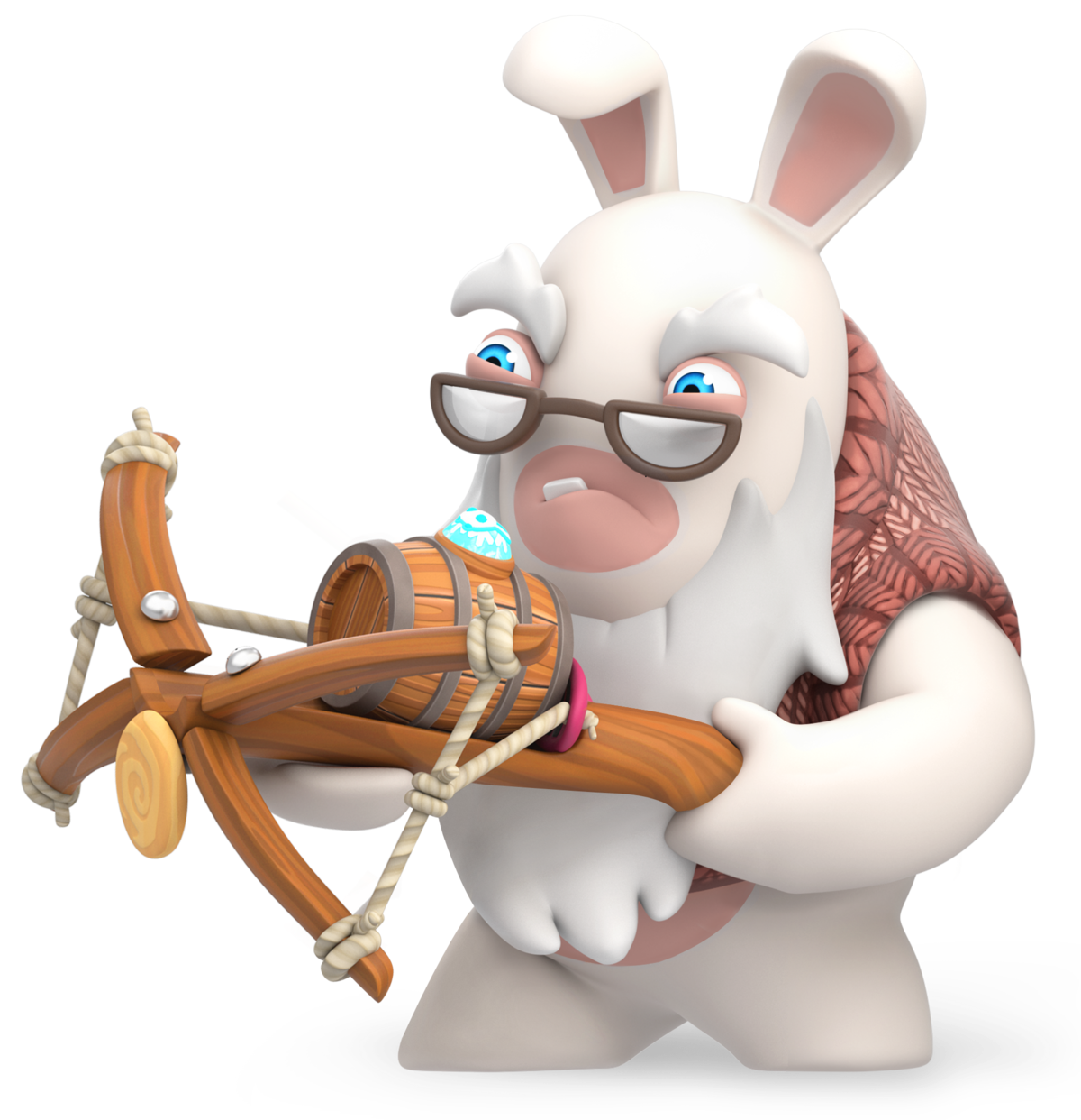 rabbid cranky super mario wiki the mario encyclopedia