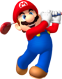 Mario Artwork - Mario Golf World Tour.png