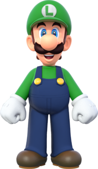Luigi Super Mario Wiki The Mario Encyclopedia