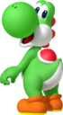 Yoshi Artwork - Mario Party Island Tour.png