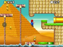 World 2-A (New Super Mario Bros ) - Super Mario Wiki, the