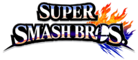 Logo EN (alt) - Super Smash Bros. Wii U 3DS.png