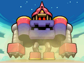 Super Peach's Castle of Fury in Mario & Luigi: Bowser's Inside Story and Mario & Luigi: Bowser's Inside Story + Bowser Jr.'s Journey