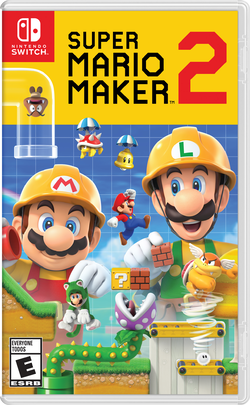 Super Mario Maker 2 Super Mario Wiki The Mario Encyclopedia