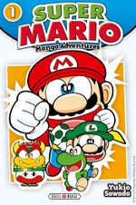 Super Mario Manga Adventures - Volume 1 (fr).jpg