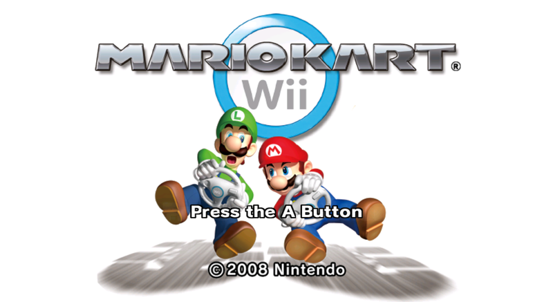 File:Mario Kart Wii Title Screen.PNG