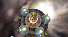 SMG2 Battle Belt Silver Chomp Planet.png