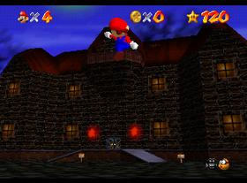 Big Boo S Haunt Super Mario Wiki The Mario Encyclopedia