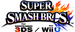 Logo EN - Super Smash Bros. Wii U 3DS.png