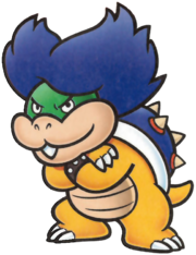 Ludwig Von Koopa Coloring Pages