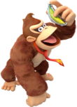 Donkey Kong Artwork - Donkey Kong Country Tropical Freeze.png