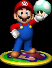 Wii U - Mario Tennis: Ultra Smash - Mega Mushroom - The Models ...