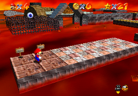 SM64 LLL Entrance.png