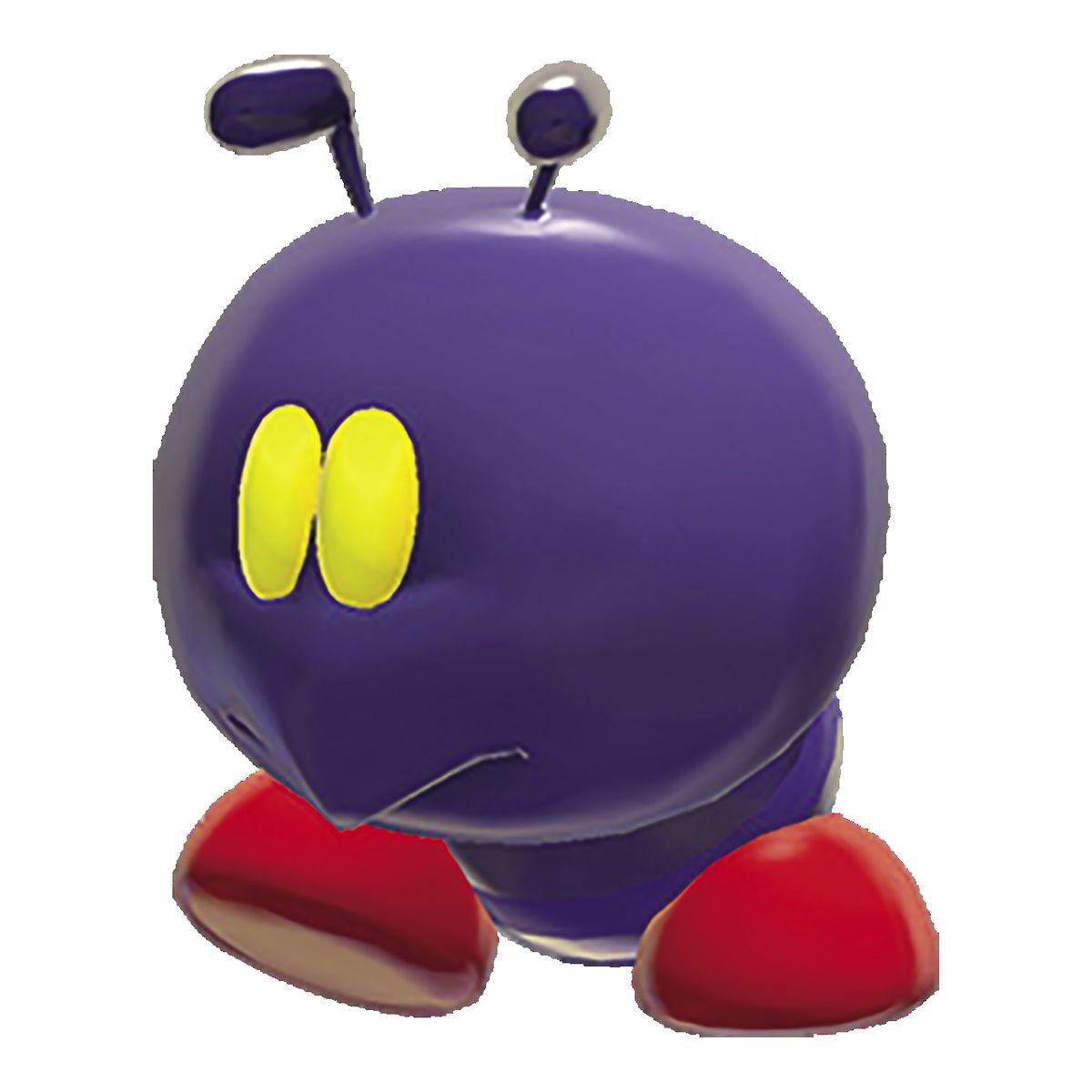 Big Ant Trooper Super Mario Wiki The Mario Encyclopedia