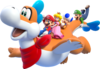 Plessie Artwork - Super Mario 3D World.png