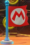 SMO Wooded Kingdom Checkpoint Flag.jpg