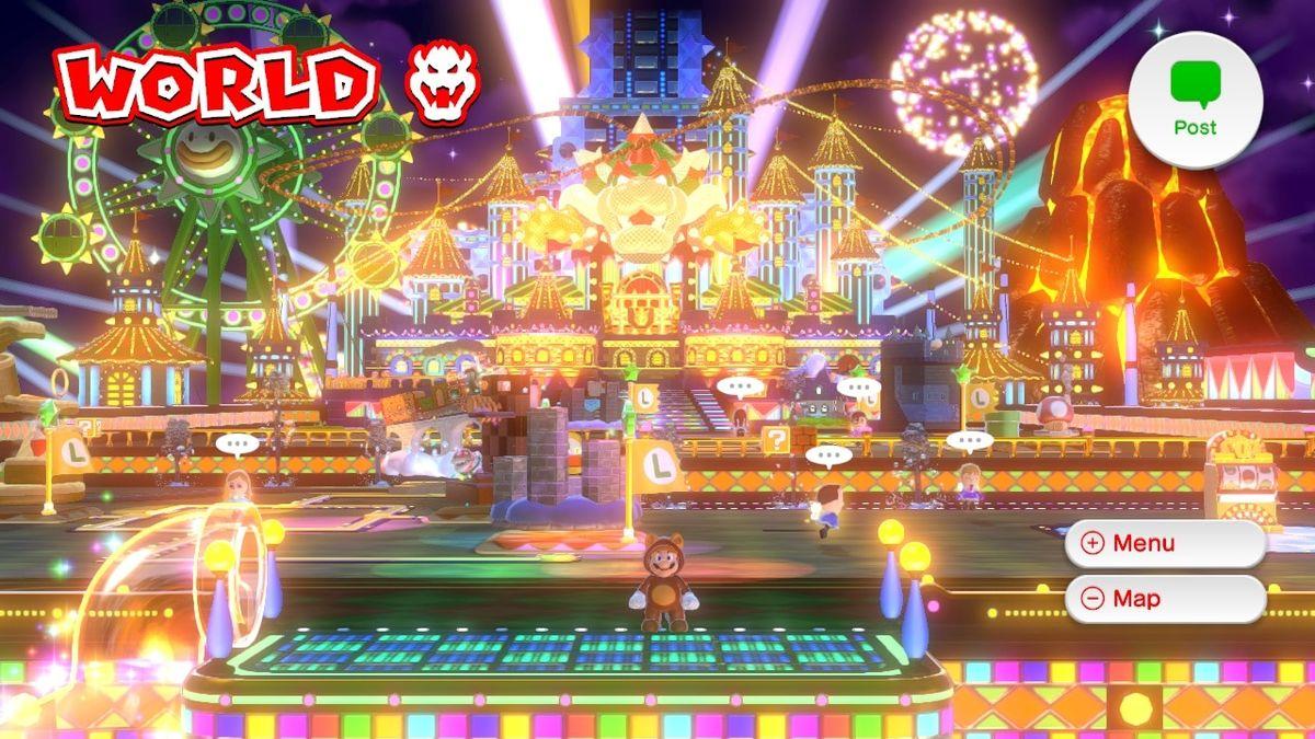 World Bowser - Super Mario Wiki, the Mario encyclopedia