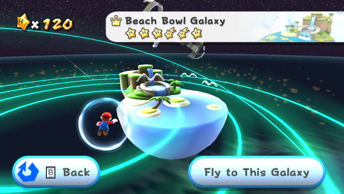Beach Bowl Galaxy Super Mario Wiki The Mario Encyclopedia