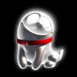 Luigi S Mansion Ghost Dog