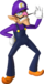 Waluigi Artwork - Mario Party 6.png