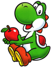 Yoshi colouring book1.png