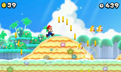 Gold Cheep Cheep - Super Mario Wiki, the Mario encyclopedia