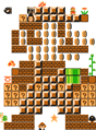 Super Mario Maker - Sprite Mario Art - Super Mario Bros..png