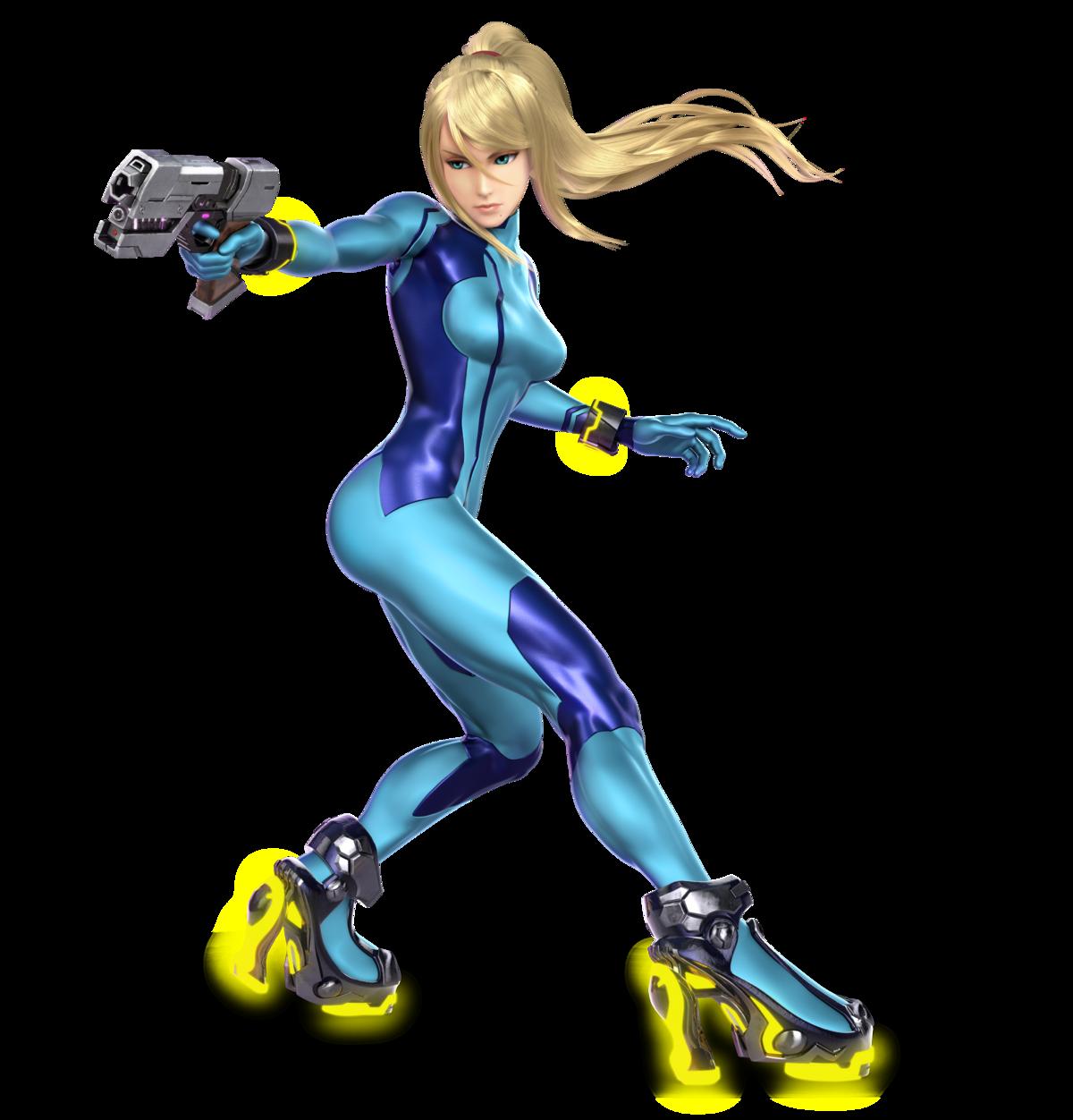 Wii U - Super Smash Bros for Wii U - Super Mario Maker ...  |Zero Suit Mario