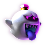 King Boo Artwork - Luigi's Mansion Dark Moon.png
