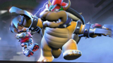 Opening (Bowser pushes Mario) - Mario Strikers Charged.png