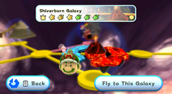 Shiverburn Galaxy Super Mario Wiki The Mario Encyclopedia