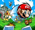 Promotional artwork - Mario Pinball Land.jpg