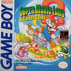 Super Mario Land 2: 6 Golden Coins - Super Mario Wiki, the Mario