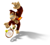 Donkey Kong Artwork - Mario Power Tennis.png