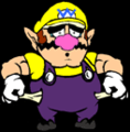 Wario Broke Artwork - Wario Land 4.png