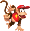 Super Smash Bros. Wii U/3DS  - Game + Roster Discussion 118px-Diddy_Kong_SSB4_-_Artwork