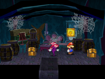 List Of Shine Sprites In Paper Mario The Thousand Year