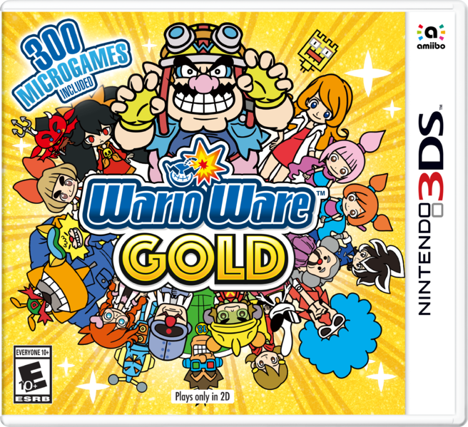 File:WarioWare Gold NA cover.png