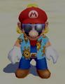 555db281391 Mario wearing the sunglasses and shirt.