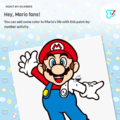 Mario Paint by Number Coloring Activity icon.png