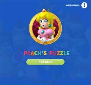 Peach's Puzzle title.png